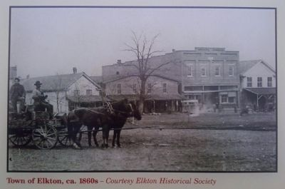 Elkton, TN, ca. 1860s image. Click for full size.