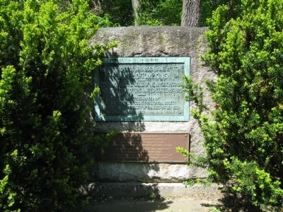 Site of Daniel D. Tompkins Birthplace Marker image. Click for full size.
