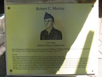 Robert C. Murray image. Click for full size.