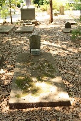 Memory Hill Cemetery,Dr. Andrew J. Foard (died March 18, 1868) image. Click for full size.