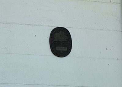 George P. Hoffman House National Register of Historic Places medallion image. Click for full size.