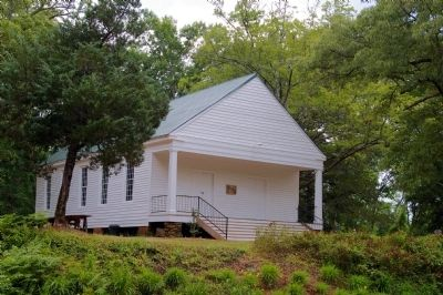 Wrightsboro Methodist Church image. Click for full size.