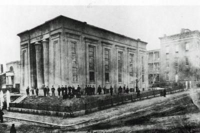 Medical College of Virginia, Egyptian Building image. Click for full size.