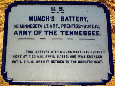 Munch's Battery Marker image. Click for full size.