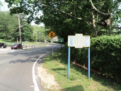 Oyster Bay Marker image. Click for full size.