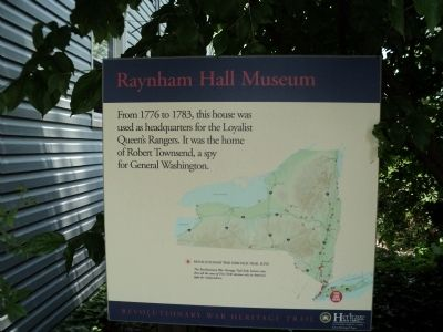 Raynham Hall Museum Marker image. Click for full size.