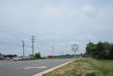 US Rt 221 (facing west) image. Click for full size.