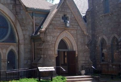 Church of the Advent -<br>Pendleton Hall Parish House (1912) image. Click for full size.