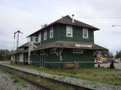 Nenana Depot image. Click for full size.