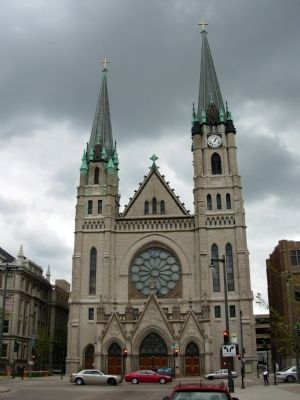 Roman Catholic Church of the Gesu image. Click for full size.