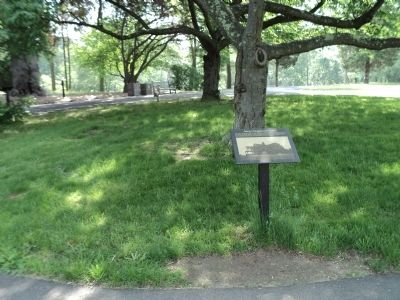 Atop Sagamore Hill Marker image. Click for full size.