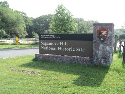 Sagamore Hill National Historic Site image. Click for full size.