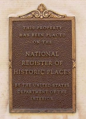 Milwaukee Interurban Terminal National Register Plaque image. Click for full size.