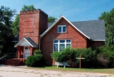 Owings United Methodist Church -<br>Daughter Church of Dials Methodist image. Click for full size.