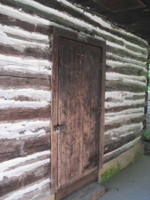 Log House Entry image. Click for full size.