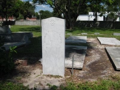 Darwin Branch Givens Grave image. Click for full size.