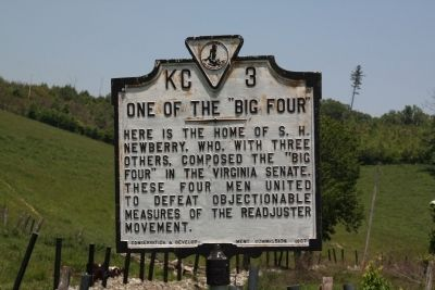 "One of the ""Big Four"" Marker image. Click for full size."