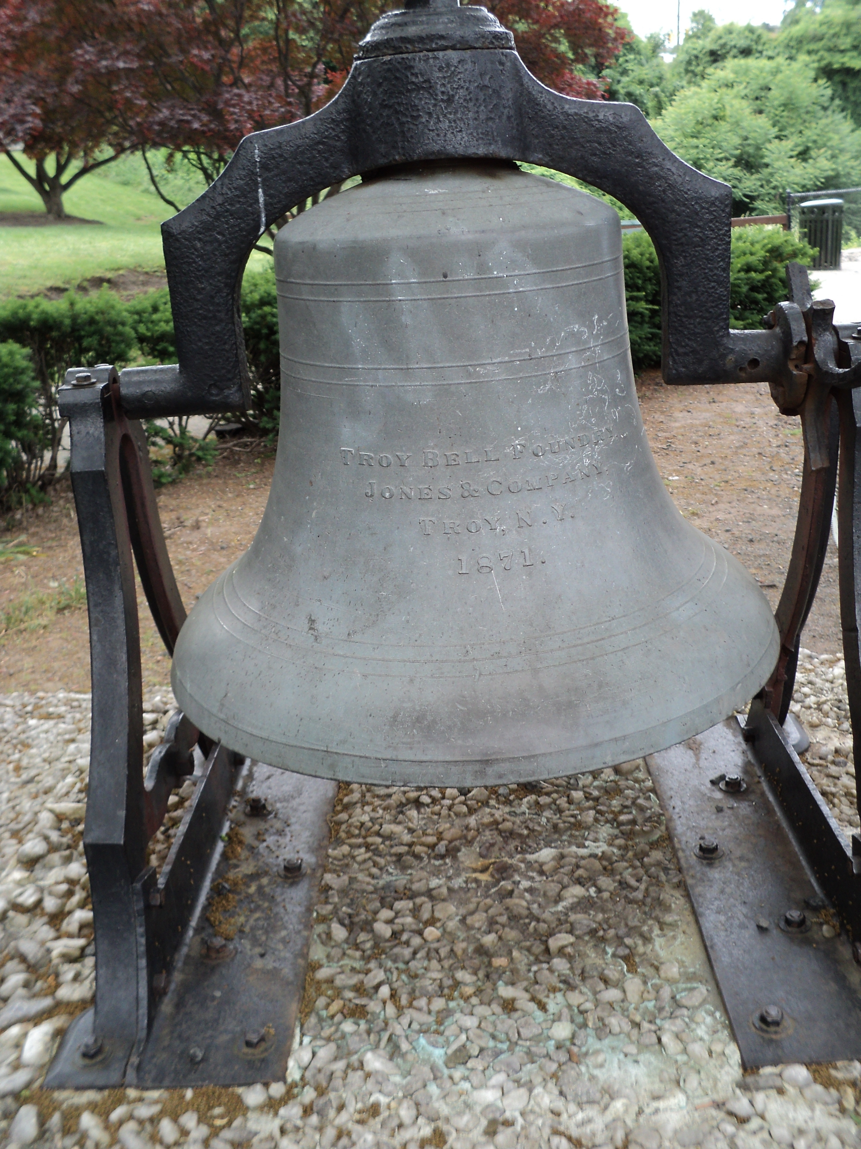 Closeup of Bell
