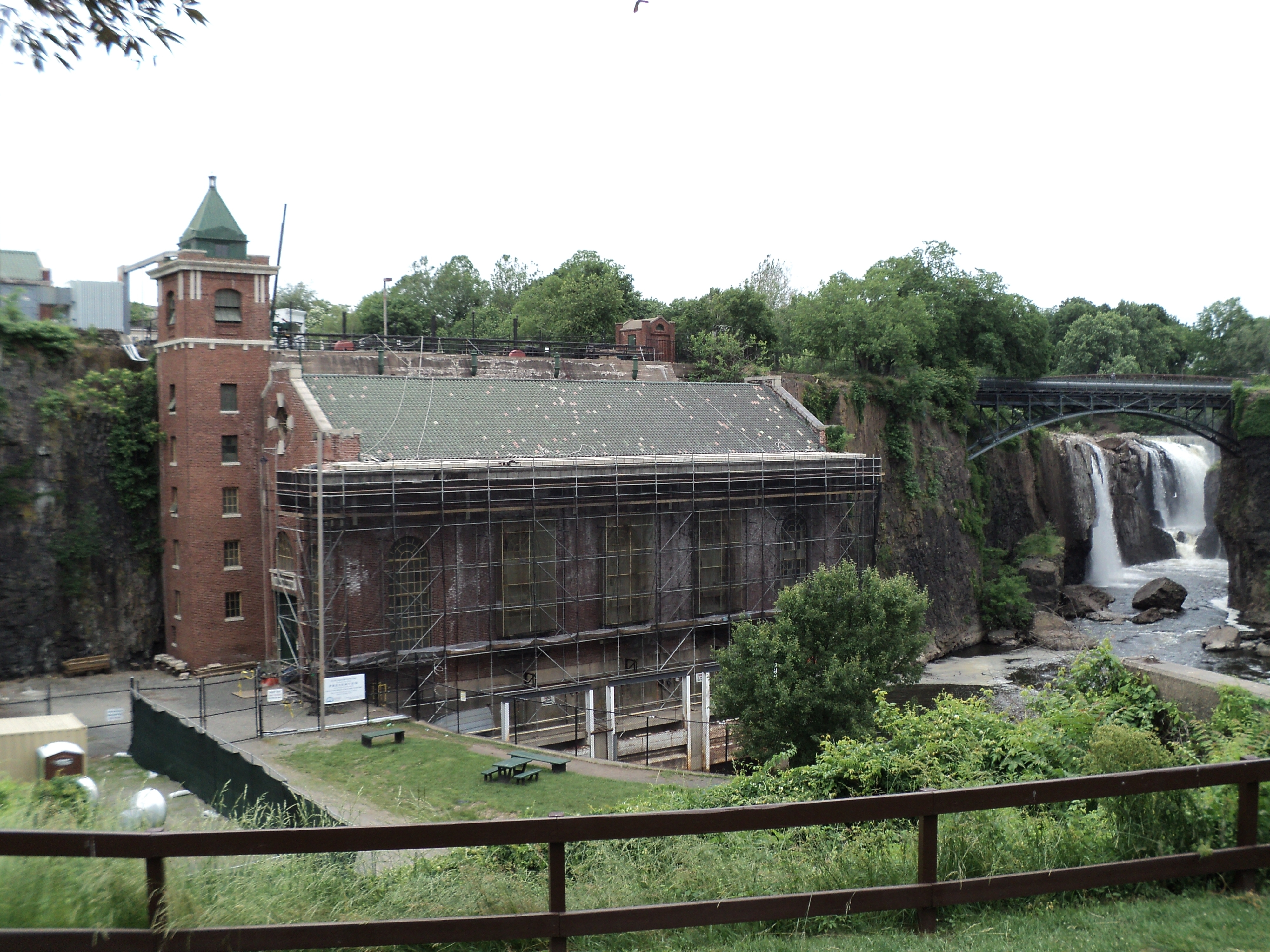 S.U.M. Hydroelectric Station
