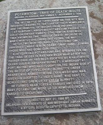 Another Marker at site image. Click for full size.