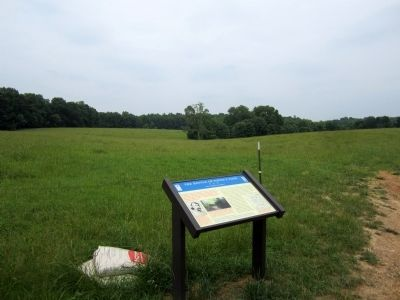 The Battle of Payne's Farm Marker image. Click for full size.