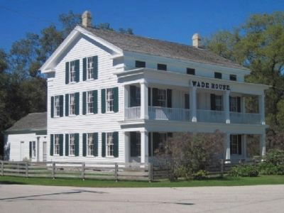 Old Wade House State image. Click for full size.