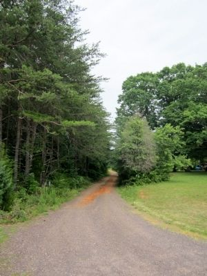 Payne's Farm Lane from Zoar Church Road image. Click for full size.
