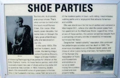 Shoe Parties Marker image. Click for full size.