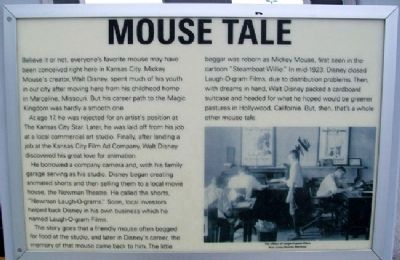 Mouse Tale Marker image. Click for full size.