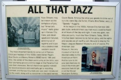All That Jazz Marker image. Click for full size.