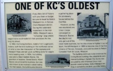 One of KC's Oldest Marker image. Click for full size.