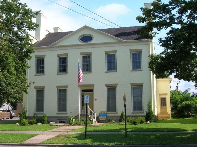Arsenal House - West Dominick Street, Rome, NY image. Click for full size.