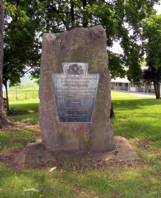 Shikellamy's Old Town Marker image. Click for full size.