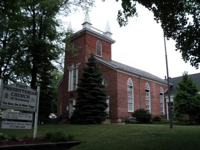 Rockaway Presbyterian Church image. Click for full size.