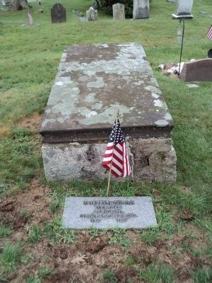 Grave of Brig. Gen. William Winds image. Click for full size.