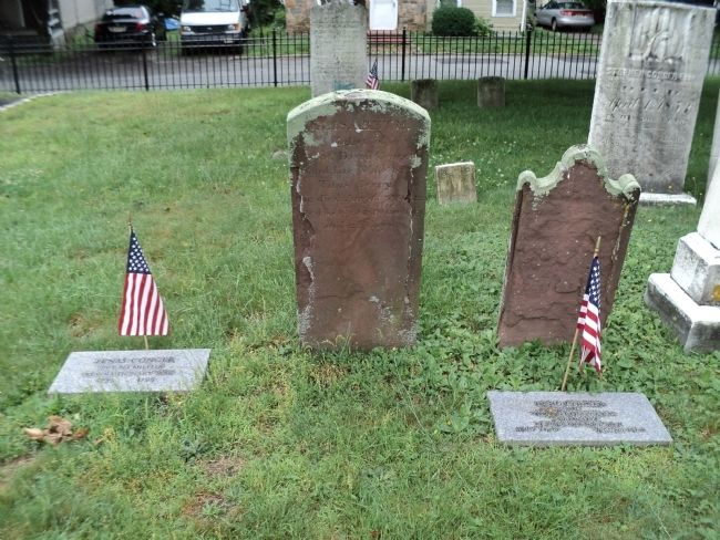 Revolutionary War Veterans Graves image. Click for full size.