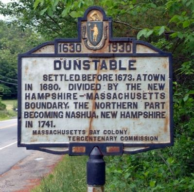 Dunstable Marker image. Click for full size.