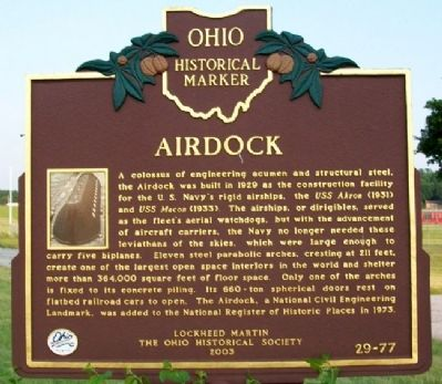 Airdock Marker image. Click for full size.