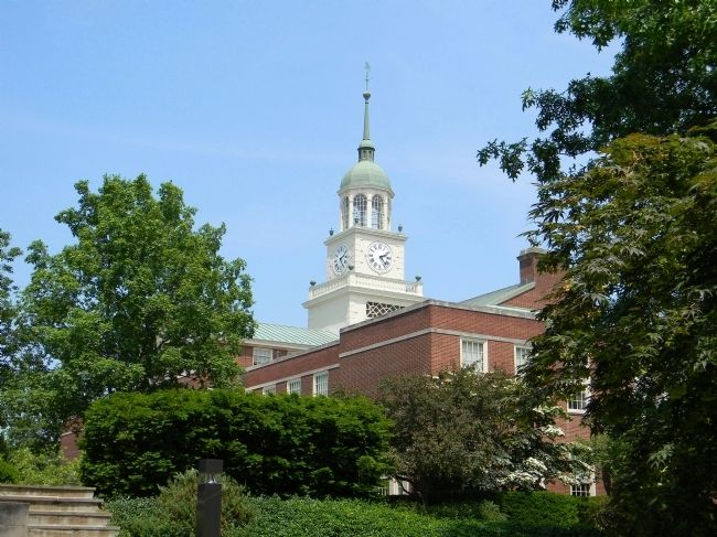 The Campus of Bucknell University image. Click for full size.