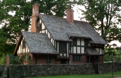 The Gate Lodge at Stan Hywet Hall image. Click for full size.