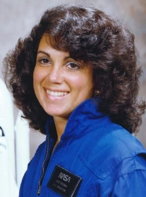 Astronaut Judith Resnik image. Click for full size.