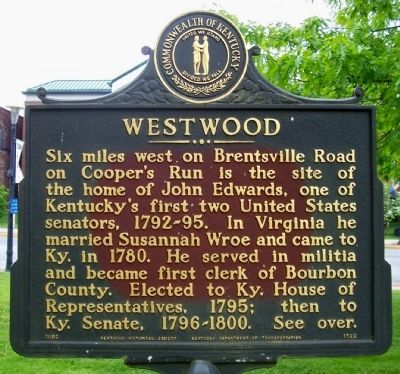 Westwood side of the Marker image. Click for full size.