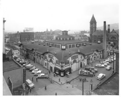 Old Allegheny Market House image. Click for full size.