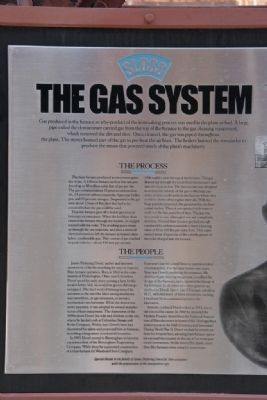 The Gas System Marker image. Click for full size.