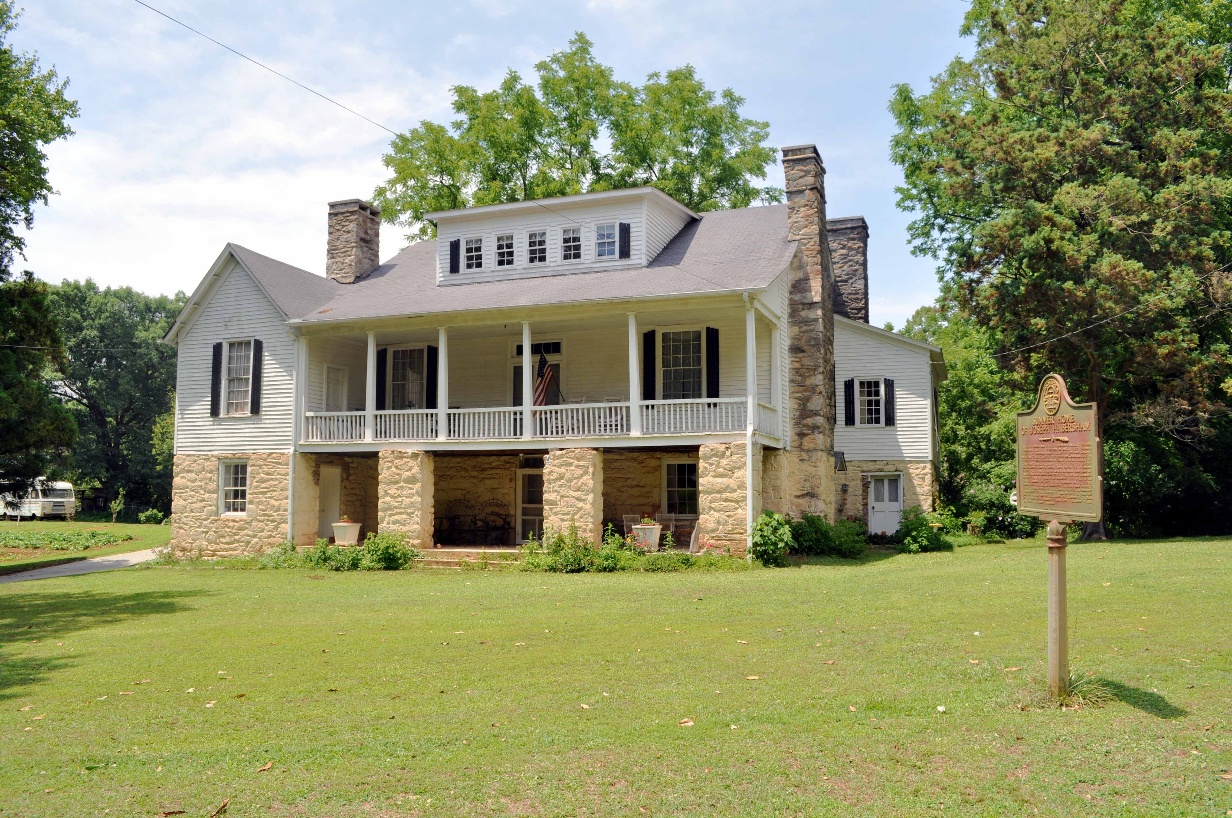 Summer Home of Joseph Habersham