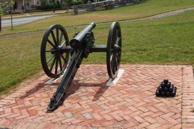Replica Three-Pounder Cannon as mentioned image. Click for full size.