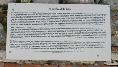 The Basilica of St. John Marker image. Click for full size.