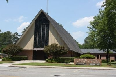 Bethel Methodist Church image. Click for full size.