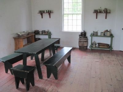Fort Howard Kitchen image. Click for full size.