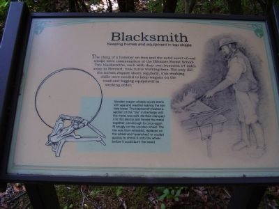 Blacksmith Marker image. Click for full size.
